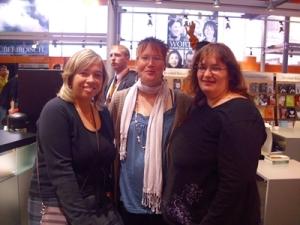 Frau Keßler, Ela und ich
